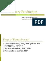 hort 2 plant production 3
