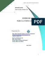 Fondo de Agua Cuenca Del Guayas-Abril 2012
