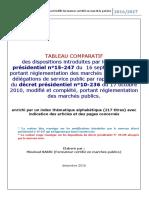 Recueil Marche Public Consolidee Decembre 2016