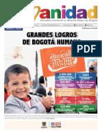 Periódico Humanidad Edición No.57 Especial Logros