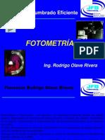 Olave - FOTOMETRIA m1.pps