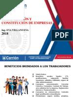 ORGANIZACION Y CONSTITUCION DE EMPRESAS CLASE 5