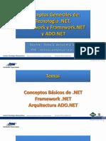 Conceptos generales de la tecnología .Net