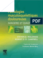 Pathologies Musculosquelettiques Douloureuses