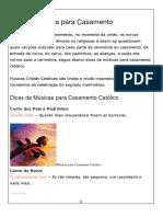 Música Católica para Casamento.docx