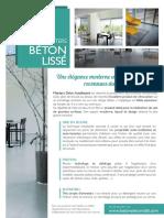 FICHE PRODUIT Béton lissé.pdf