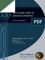 [AI] Luis de La Corte Ibañez - Breve Guía Sobre La Amenaza Yihadista