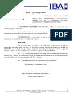 RESOLUÇÃO_06_2017 - CPA 002 - Auditoria Atuarial Independente (atualização)