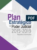 1.Plan Estrategico Poder Judicial 2015 2019