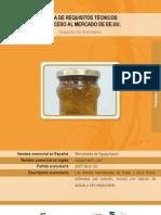 Mermelada Aguaymanto (Trabajo de Comercio)