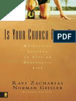 ¿Esta lista tu iglesia - Motivando a los líderes a vivir una vida apologética - Ravi Zacharias y Norman Geisler.pdf