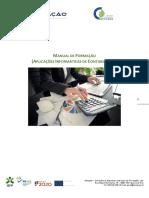 Manual Aplicações Informáticas de Contabilidade