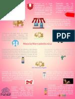 Infografía Mezcla Mercadotécnica