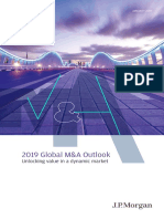 2019 JPM Global M&A