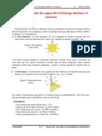 Chap 1_Etude Des Appareils d'Éclairage Intérieur Et Extérieurs