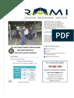 PRAMI Admissions kit 2018