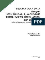 Belajar Olah Data dengan SPSS, MINITAB, R, MICROSOFT EXCEL, EVIEWS, LISREL, AMOS, dan SMARTPLS.pdf