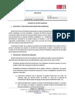 Informe de Gestión Ambiental Feb 2016