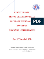 Senior League SB Packet