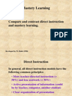 dirmastery.ppt