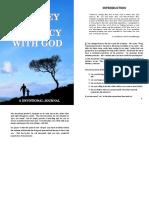 Devotional Journey - Print Version