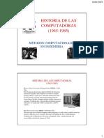 Hist de Las Comp