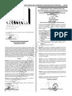 Gaceta Oficial 41587 BCV Resolucion 190201