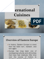 International Cuisines
