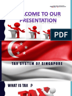 Tax System of Singapore