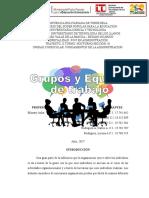 Informe Exposición de FUNDAMENTOS