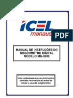 MG-3200 Manual