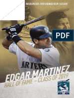 2019 Seattle Mariners Media Guide
