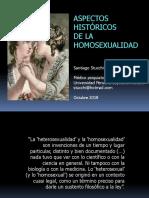 Aspectos históricos de la homosexualidad