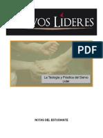Teología Sistemática Parte II Estudiante 2016
