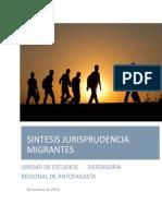 eBook 2017 - Varios Autores- Sintesis Jurisprudencia Migrantes
