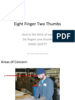 Eight Finger Two Thumbs