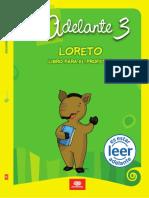 Comprensión de lectura Loreto 3ero Profesor