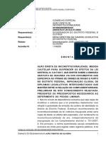 Decisão do TJDFT muda regras de gratuidade em emissão de segunda via de documentos