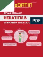 Infodatin Situasi Penyakit Hepatitis B 2018