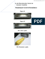 Manual de Manutencao Geral de Harmonicas