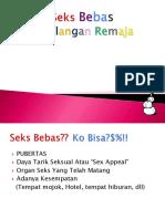 18019728-Seks-Bebas-Dikalangan-Remaja-FD-edit.ppt