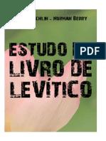 Estudo Levitico Jean Koechlin Norman Berry