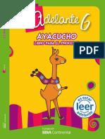 Comprensión de lectura Ayacucho 6to Profesor