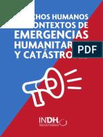 Derechos Humanos en Contextos de Emergencias