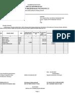 Persetujuan Pembelian Bhp Lab