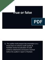 AI 2 Part 12 Q Audit DocumentationA