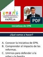30 Minutos Frente Nacional Por La Familia 9 Junio 16