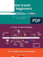 Time Travel for Beginners (PDF)