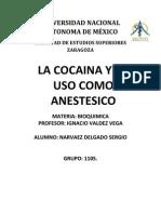 Cocaina Como Anestesico-Sergio Narvaez Delgado-1105