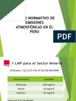 PPT Emisiones - Normas